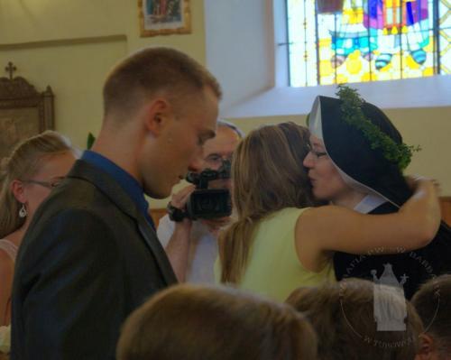 Śluby zakonne.