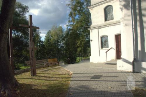 Kościół p.w. Św. Barbary w Turowcu. Fot © Anna Borowska